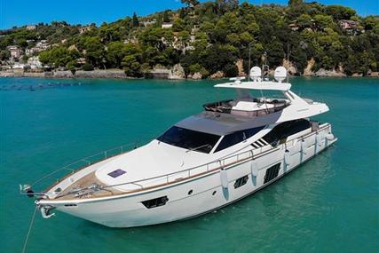 Ferretti 870 for sale in Italy for €3,500,000 (£3,118,818)