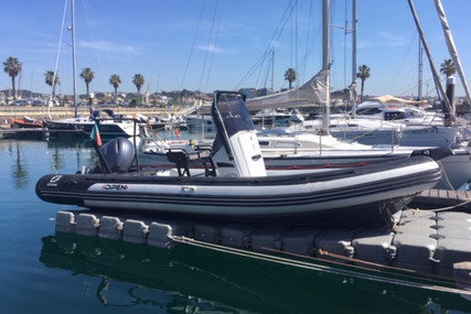 Zodiac Open 7 for sale in Portugal for €48,000 (£43,836)