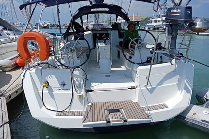 Jeanneau Sun Odyssey 379 for sale in Malaysia for €96,000 (£85,512)