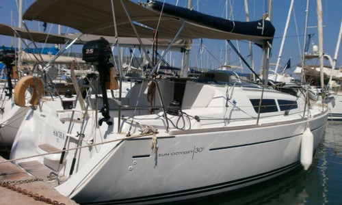 Image of Jeanneau Sun Odyssey 30 I for sale in France for €51,000 (£43,925) BANDOL, , France