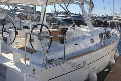 Beneteau Oceanis 35 for sale in Croatia for €124,000 (£110,341)