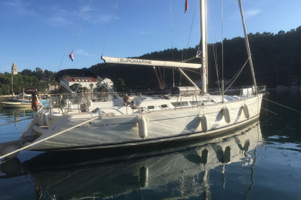 Jeanneau Sun Odyssey 49 for sale in Croatia for €94,000 (£81,209)