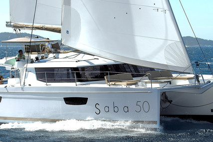 Fountaine Pajot Saba 50 for sale in Croatia for €895,000 (£792,169)