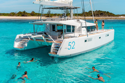 Lagoon 52 for sale in Croatia for €988,000 (£873,000)