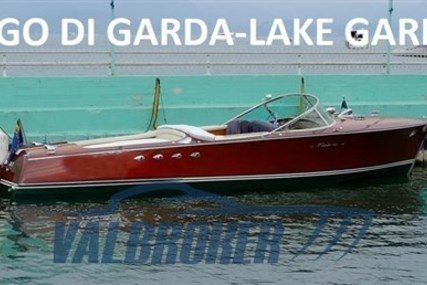Riva Tritone for sale in Italy for €240,000 (£219,180)