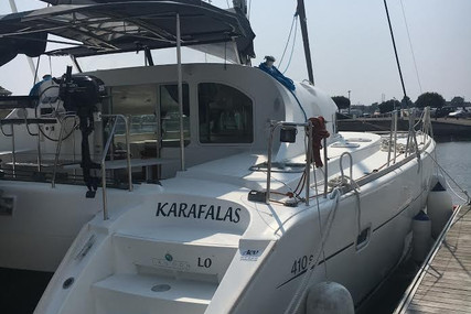 Lagoon 410 for sale in France for €210,000 (£191,783)