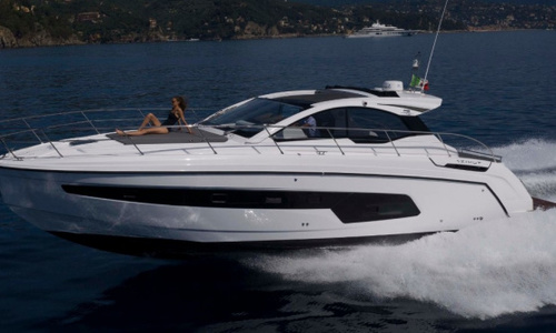 Image of Azimut Yachts Atlantis 45 for sale in United Kingdom for £595,450 Hamble River Boat Yard, United Kingdom