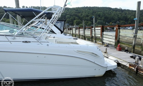 Image of Sea Ray 290 Amberjack for sale in United States of America for $57,800 (£41,188) Piermont, New York, United States of America