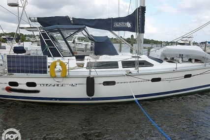 Hunter Passage 42 for sale in United States of America for $99,900 (£71,188)
