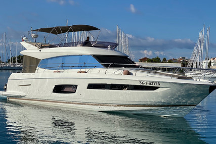 Prestige 550 for sale in Croatia for €569,000 (£511,355)