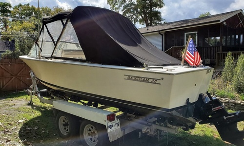 Image of Bertram Moppie 20 for sale in United States of America for $15,000 (£10,749) Spotswood, New Jersey, United States of America