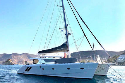 Knysna 500SE for sale in Greece for €590,000 (£511,491)