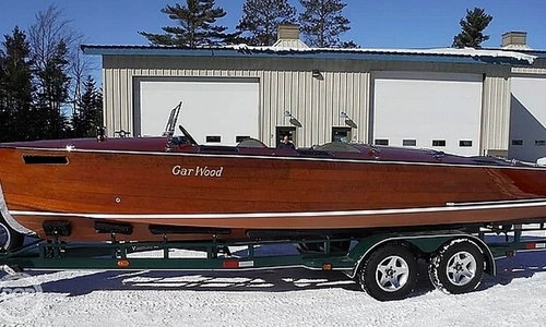 Image of Garwood Runabout 22-30 for sale in United States of America for $77,000 (£56,039) East Jordan, Michigan, United States of America