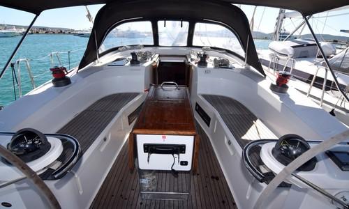 Image of Bavaria Yachts Cruiser 50 for sale in Croatia for €145,000 (£124,074) Dalmatia (, Croatia