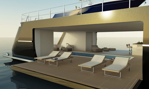 Image of Bandido Yachts 148 (New) for sale in Germany for €19,900,000 (£17,080,812) Germany