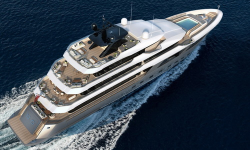 Image of Majesty 175 (New) for sale in United Arab Emirates for €29,900,000 (£25,978,991) Dubai & , United Arab Emirates