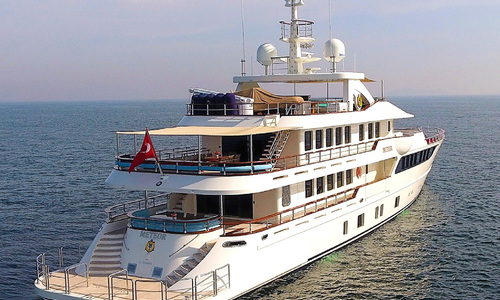 Image of MURAL Yachts - Meteor for sale in Turkey for €13,495,000 (£11,623,000) Turkey