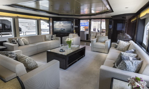 Image of Majesty 125 (New) for sale in United Arab Emirates for €11,460,000 (£9,907,153) Dubai & , United Arab Emirates