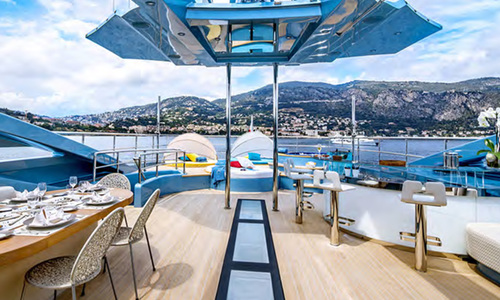 Image of ISA 142 42 m for sale in Italy for €9,900,000 (£8,529,997) Mediterranean , Italy