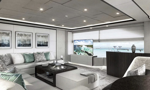 Image of Majesty Majesty 120 (New) for sale in United Arab Emirates for €11,100,000 (£9,622,970) Dubai & , United Arab Emirates