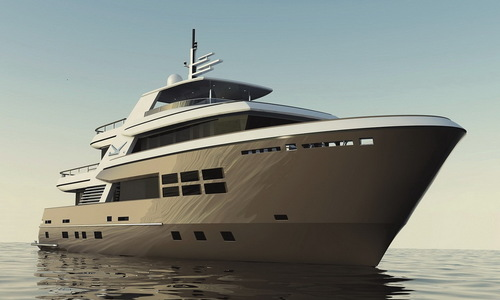 Image of Bandido Yachts 115 (New) for sale in Germany for €11,900,000 (£10,243,520) Germany