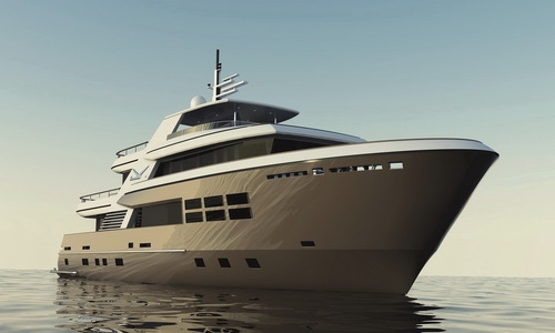Image of Bandido Yachts 100 (New) for sale in Germany for €9,300,000 (£8,493,228) Germany