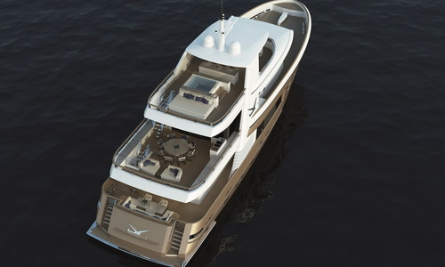 Image of Bandido Yachts 100 (New) for sale in Germany for €9,300,000 (£7,982,490) Germany