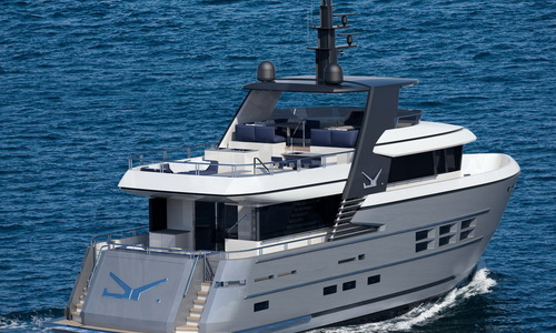 Image of Bandido Yachts 80 (New) for sale in Germany for €5,900,000 (£5,053,663) Germany