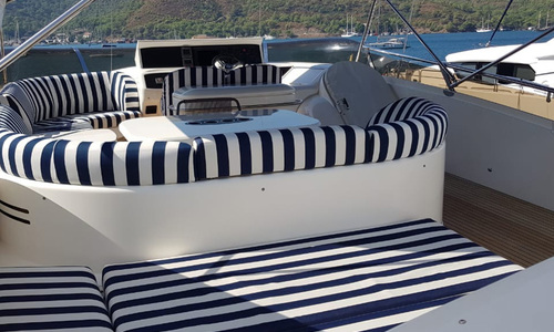 Image of Princess 23 for sale in Turkey for €980,000 (£845,017) Turkey