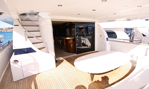Image of Elegance Yachts 80 New Line for sale in Spain for €799,000 (£679,740) Mediterranean Majorca, Spain