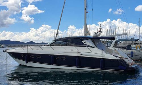 Image of Princess V58 for sale in Croatia for €490,000 (£423,209) Adriatic , Croatia