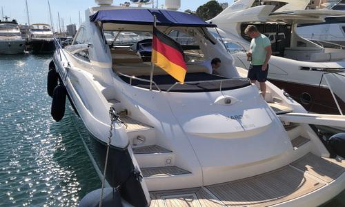 Image of Sunseeker Portofino 53 for sale in Spain for €295,000 (£269,409) Mediterranean Majorca, Spain