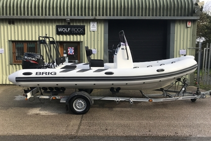 Brig Navigator 570 (2015) for sale in United Kingdom for £25,995