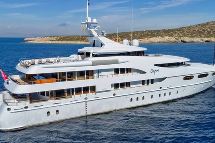Lurssen 192 for sale in Greece for €30,000,000 (£25,866,529)