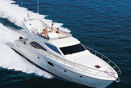 Ferretti 590 for sale in France for €350,000 (£319,638)