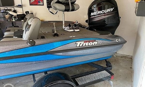 Image of Triton 17 Pro for sale in United States of America for $23,750 (£17,180) Aubrey, Texas, United States of America
