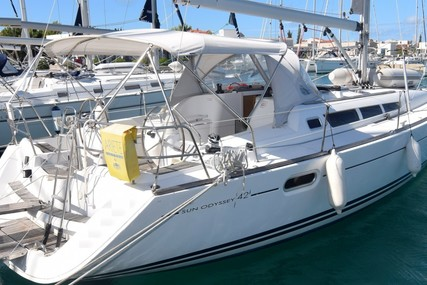Jeanneau Sun Odyssey 42i for sale in Croatia for €79,000 (£68,586)