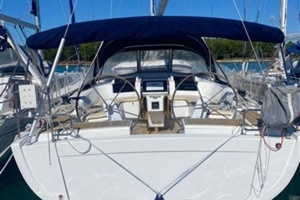 Hanse 455 for sale in Croatia for €137,000 (£117,930)