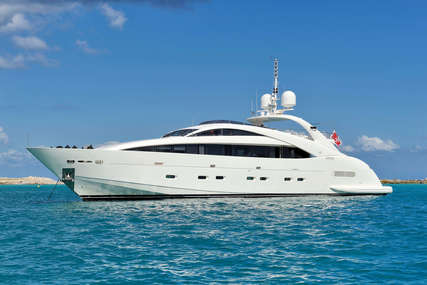 ISA 120 M/Y Whispering Angel for sale in Netherlands for €5,500,000 (£5,022,877)