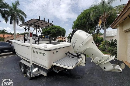 Sea Pro 235 CC for sale in United States of America for $52,800 (£40,939)