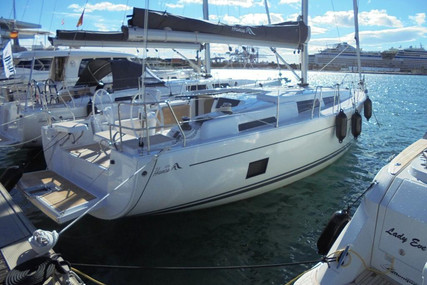 Hanse 418 for sale in Spain for €229,671 (£209,747)