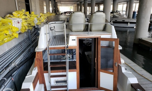 Image of Bayliner 2556 Ciera for sale in United States of America for $15,250 (£10,783) Chicago, Illinois, United States of America