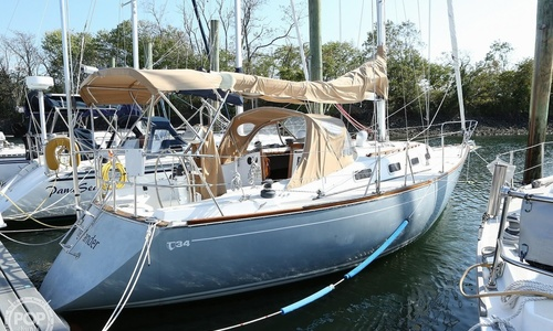 Image of Tartan 34-2 for sale in United States of America for $44,900 (£33,043) Fairfield, Connecticut, United States of America