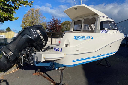 Quicksilver 640 Weekend for sale in France for €20,000 (£18,265)