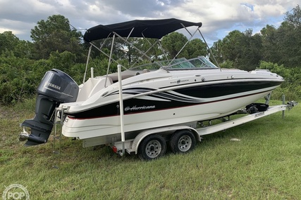Hurricane Sundeck 2400 for sale in United States of America for $52,300 (£40,551)