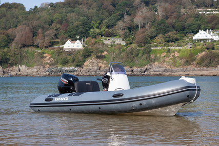Brig Falcon Rider 400 - New 2021 - ORCA Hypalon for sale in United Kingdom for £13,995