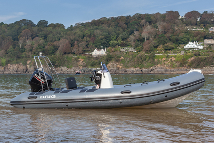 Brig Falcon Rider 500L - NEW 2021 - ORCA Hypalon for sale in United Kingdom for £18,495