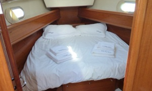 Image of Jeanneau Sun Odyssey 40.3 for sale in United Kingdom for £85,000 Portland Marina, United Kingdom