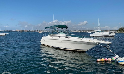 Image of Sea Ray 270 Sundancer for sale in United States of America for $24,900 (£17,947) Newport, Rhode Island, United States of America