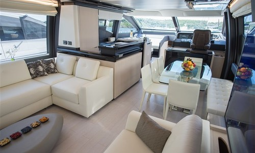 Image of Azimut Yachts 72 for sale in Croatia for €2,240,000 (£1,944,056) Croatia